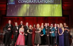 Caesars and Chesapeake take top prizes at Corporate Governance Awards