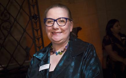 Interview with Carol Ward: Lifetime achievement award winner