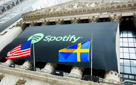 Spotify hires new general counsel